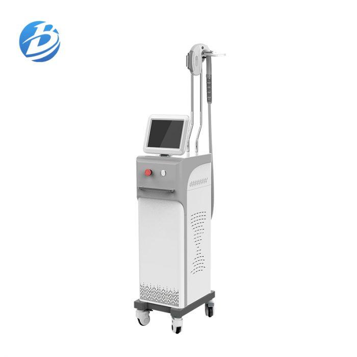 Máquina de depilación láser vertical IPL SHR