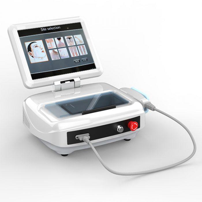 Máquina portátil de 4D HIFU