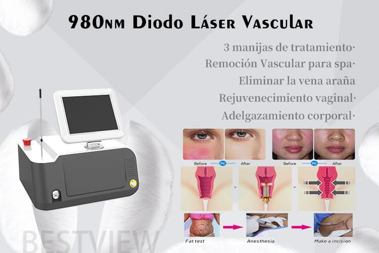 Láser de Diodo 980nm