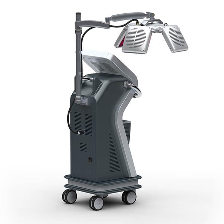 máquina de regeneración de cabello con láser