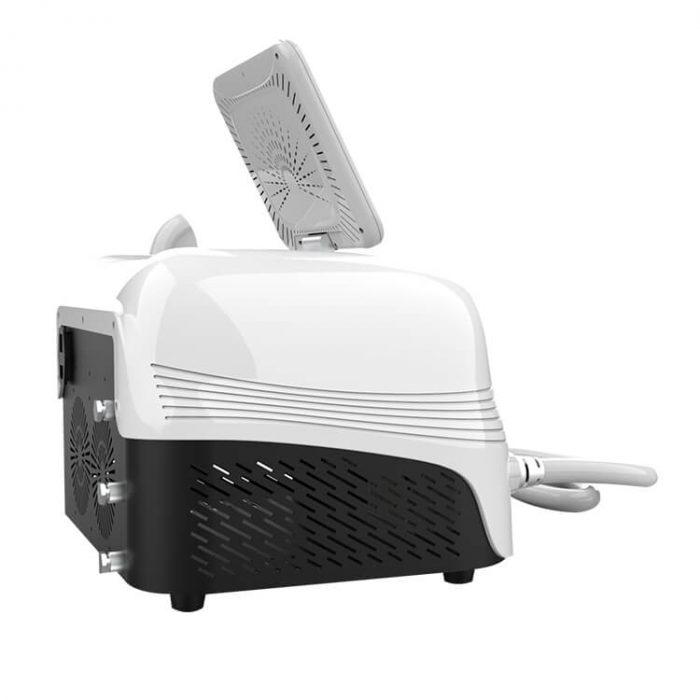 Máquina de Q-Switched Nd Yag Laser Eliminacion de tatuajes