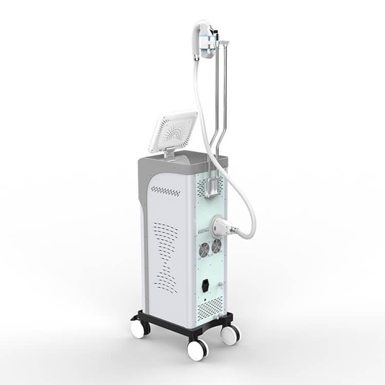 Máquina de depilación láser vertical IPL SHR (2)