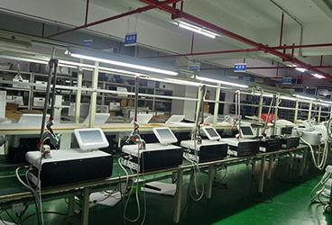 fabricante de China de equipos de belleza láser