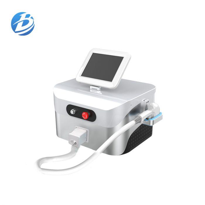 Maquina Trilaser Depilación (Laser de Diodo + Alejandrita + NdYag Qswith)
