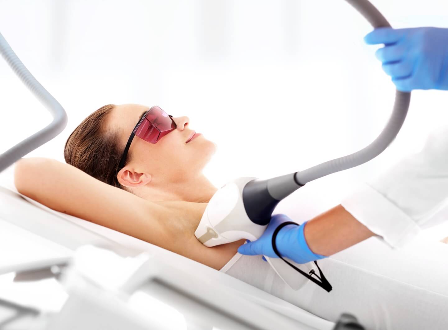 maquina de depilacion trilaser